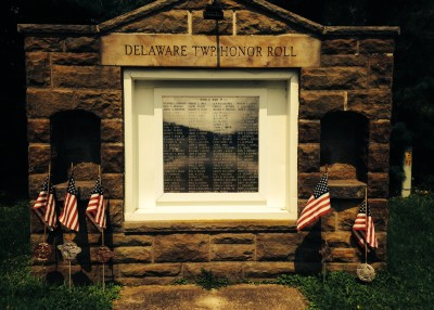 Delaware Township Honor Roll